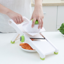 2017 New product adjustable julienne vegetable slicer&hand magic chopper vegetable slicer