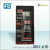 FL Top grade black RTV Silicone gasket maker,Environmental Excellent Strong silicone gasket with OEM