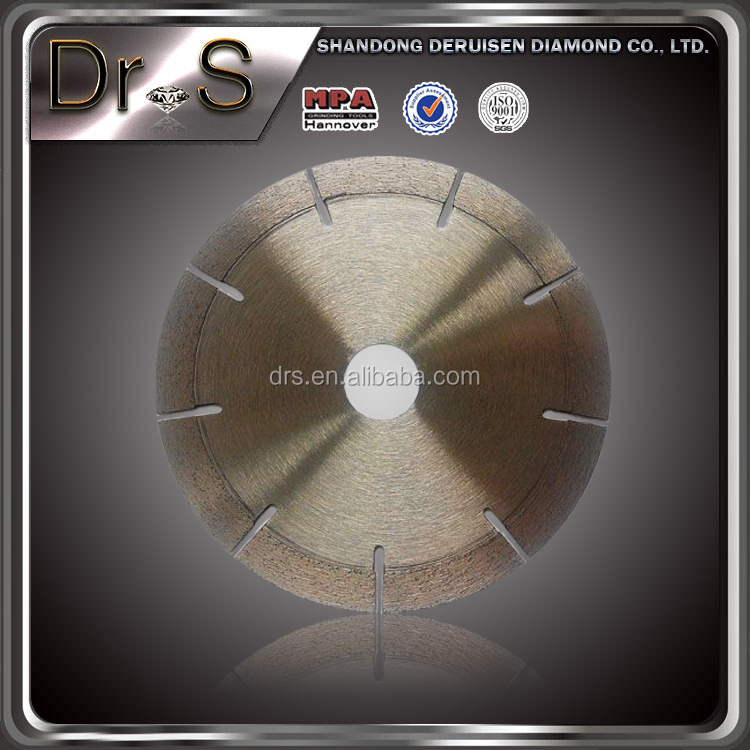 100x20x10mm Key slot Diamond cutting disc for stone Angle Grinder