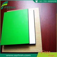 FMH high pressure laminate melamine gloss panel decorative sheet
