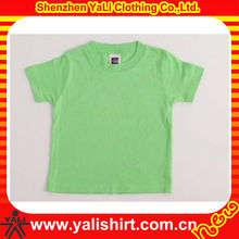 High quality comfort short sleeve o-neck cotton wholesale t shirts cheap t shirts in bulk plain