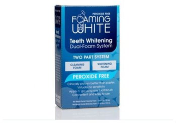 Foaming White Dual Foam System - Take Home Kits