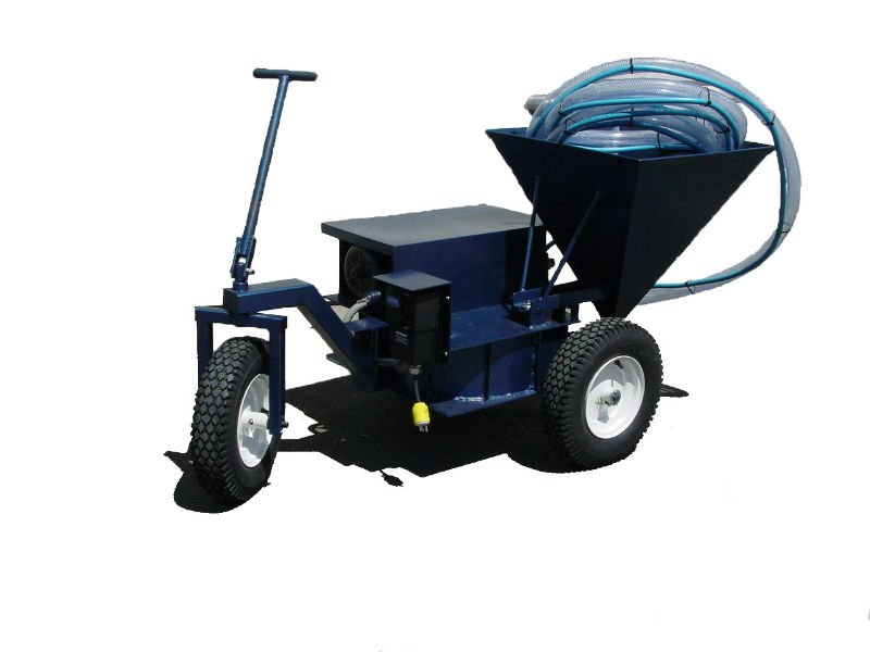 PMP-203: 3 Wheel High Mobility Cart Pump / Spray System