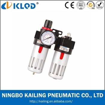 KLQD Brand Two-Point FRL Combination Different Automatic Drain BFC Series BFC3000