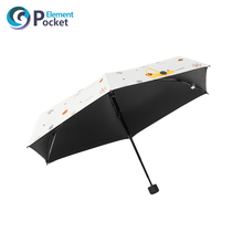 POCKET ELEMENT lighted roofing cantilever dot umbrella