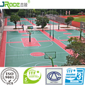 easy construction one component sports court surfaces basketball court flooring materials