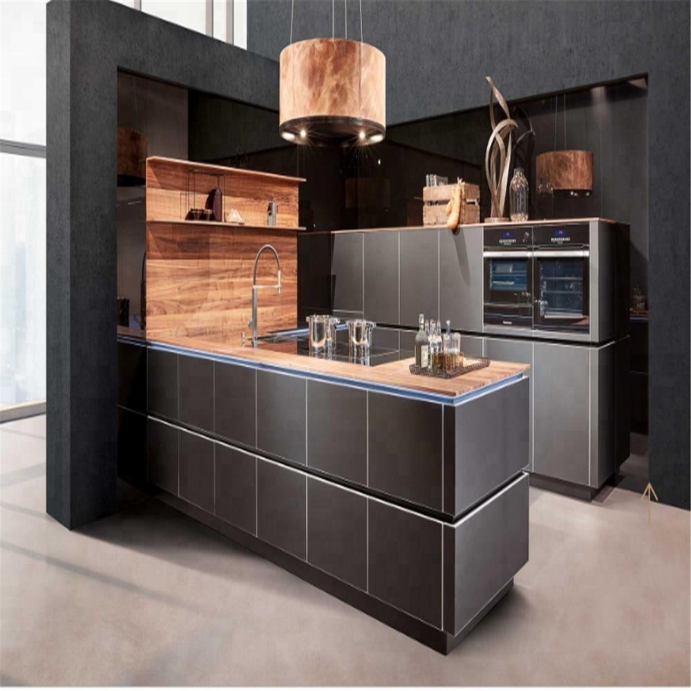 2018 hangzhou vermont australia style kitchen cabinet simple design price of kitchen made in china