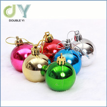 Promotional Christmas Balls Baubles Xmas Tree Hanging Ornament XMAS Decor New 4-10CM OEM christmas balls
