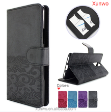 Hot sale Flip Leather book cover case for Allview P6 energy lite, For P6 energy lite fliip leather case
