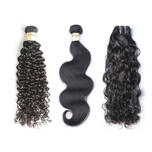 Factory Wholesale, Drop Shipping for Hair business Indian Temple Hair