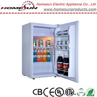 85L hot sale compressor refrigerator with freezer