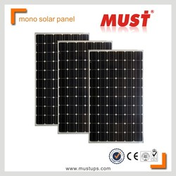 China very popular factory price Mono solar panel 300w