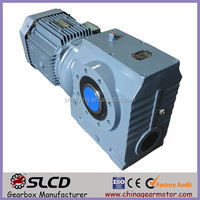 SC series helical-worm gearbox for used power trowel