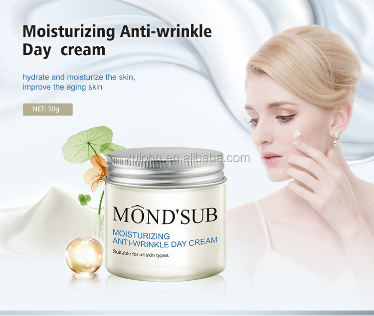 OEM Deeply Moisturizing Hydrating Removing Spots Anti-wrinkles Anti-aging Skin Bleaching Face <strong>Cream</strong>