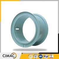 22.5 used semi steel truck wheel for tyre 750x16