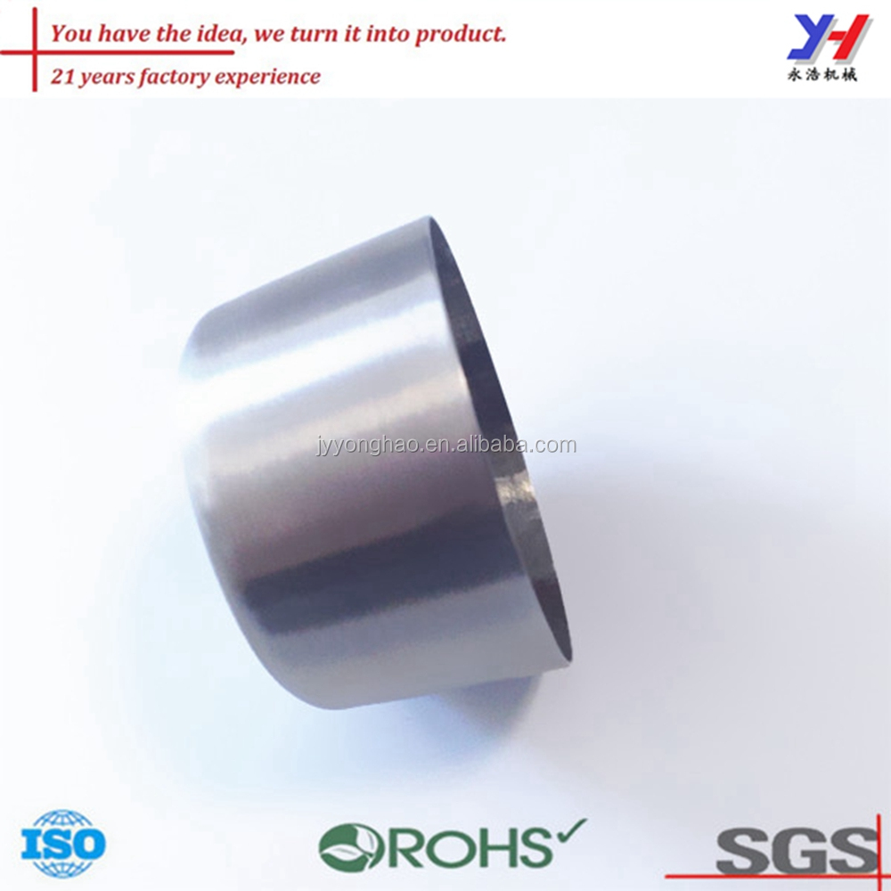 OEM ODM customized decorative cap for lighting stainless steel decorative screw cap