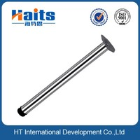 adjustable metal removable table leg