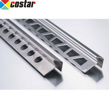 Metal edging for steps stainless steel stair nosing edge trim