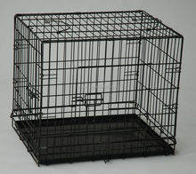 trade assurance black Double Door Metal Multiple Sizes Dog Cages