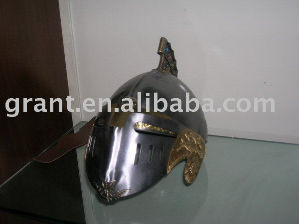 Warrior helmet/armour/armor
