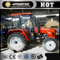 60 HP Lutong function uses four wheel tractor 604 mini farm tractor price in india