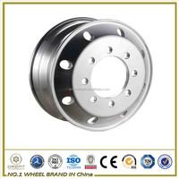 polished bothsides truck wheels 15 inch 6 holes alloy wheel