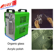 Acrylic 220v single phase polishing machine