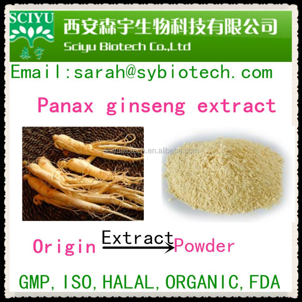 100% natural korean red ginseng