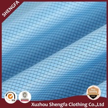 ANTIC-STATIC 0.25 GRID FABRIC 100%POLY FOR CLEAN ROOM class1000 GARMENTS