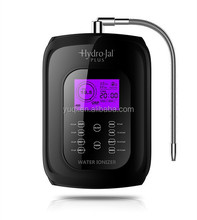 SMPS Alkaline Water Ionizer PH water machine Touch Screen Voice Indicator Auto Wash Time Clock 8 Levels