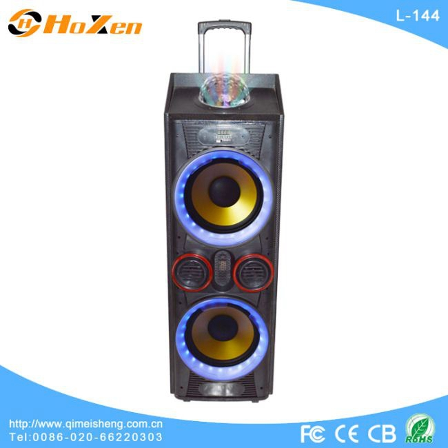 special guitar shape portable speaker with remote control,sd,usb,fm,bluetooth available,wireless mic