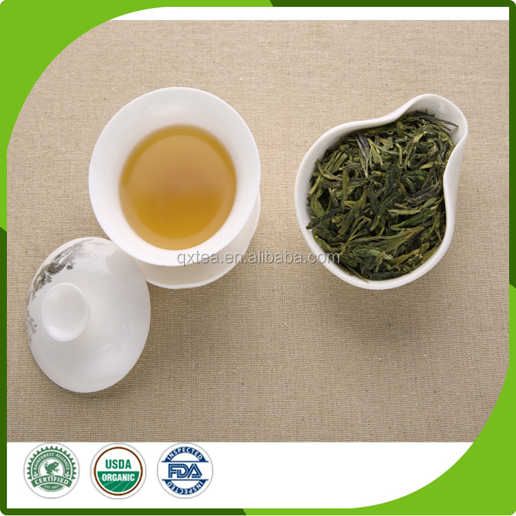 Nationally renowned Organic Longjing tea Chinese green tea