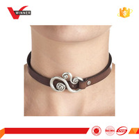 Charm Collar Choker Funky Necklace