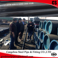 high quality welded 36 inch steel pipe