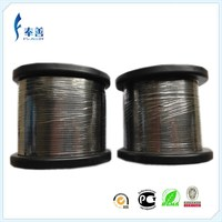 nichrome ribbon wire electric resistance heating wire
