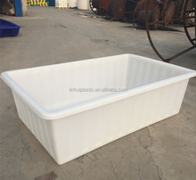 PE plastic fish farm plastic fish tank aquaculture tanks