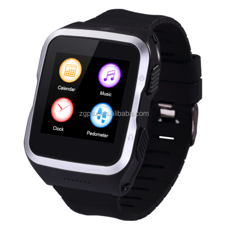 ZGPAX S83 CE, FCC GSM mobile phone watch with bluetooth and TF card