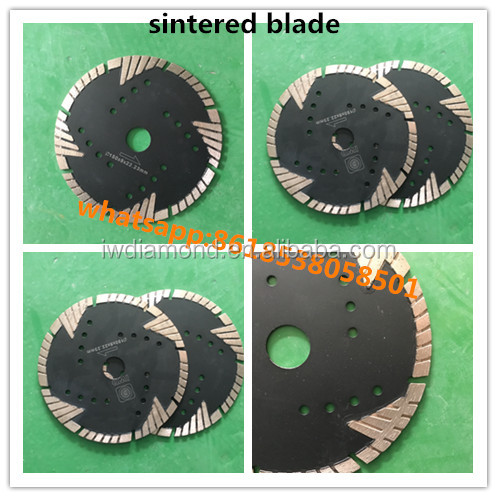 IWD Diamond Saw Blade for Indusrtry Tools Diamond Tools Super Thin Continuous Rim Tile Blade Diamond Saw Blade for Glass Cutting