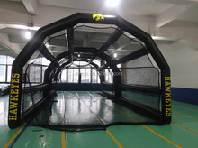 High quality inflatable batting cage for sell