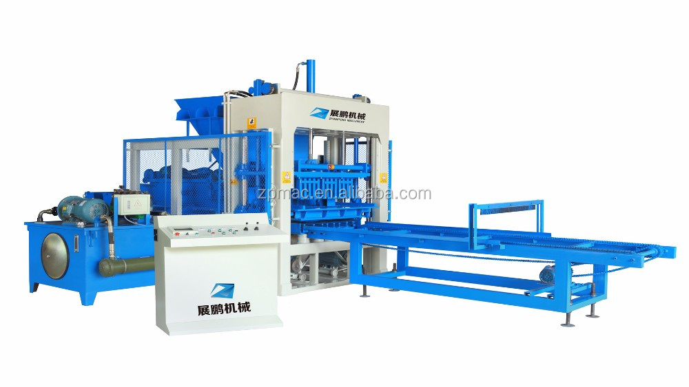 QT3-15 machinery brick maker best selling products glazed bricks plastic block In Ghana