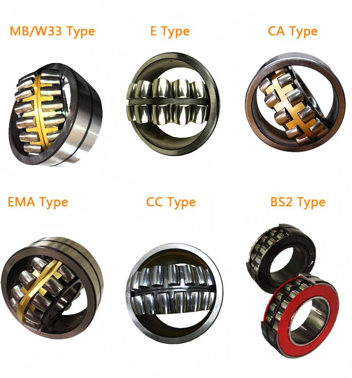 400 * 540 * 106mm spherical roller bearings 23980 export gearbox for toyota