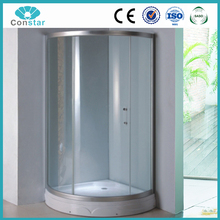 Tempered Glass chinese best product plexiglass enclosures plastic shower cubicle
