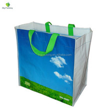 pp woven shopping bag manufacturer have factory in vietnam