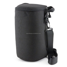 600D Insulated Beer Growler Bag with Removable Shoulder Strap