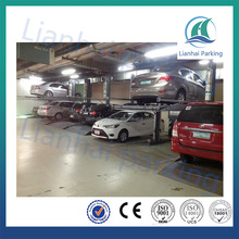 Qingdao factory / two car automated parking system with CE