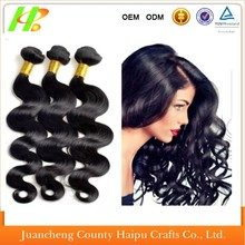 Best Selling High Quality Virgin Natural Color Human Hair Extention Virgin Malaysian Hair