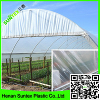 UV stabilized polyethylene film ,clear plastic film rain covering for farm,uv protection clear plastic film roll china