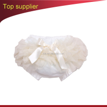 Baby Bloomers Sets Infant Girls Ruffle Chiffon Panty Briefs Diaper Nappy Cover PP Pants