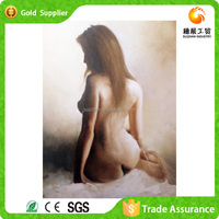 Factory Wholesale Handmade Decoration Diamond Painting Women Photos Sexy Nude