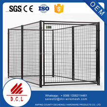 8x8x6 foot classic galvanized outdoor dog kennel/large dog house/dog cage